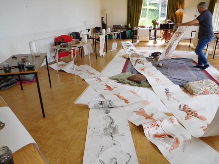 Yards of drawings